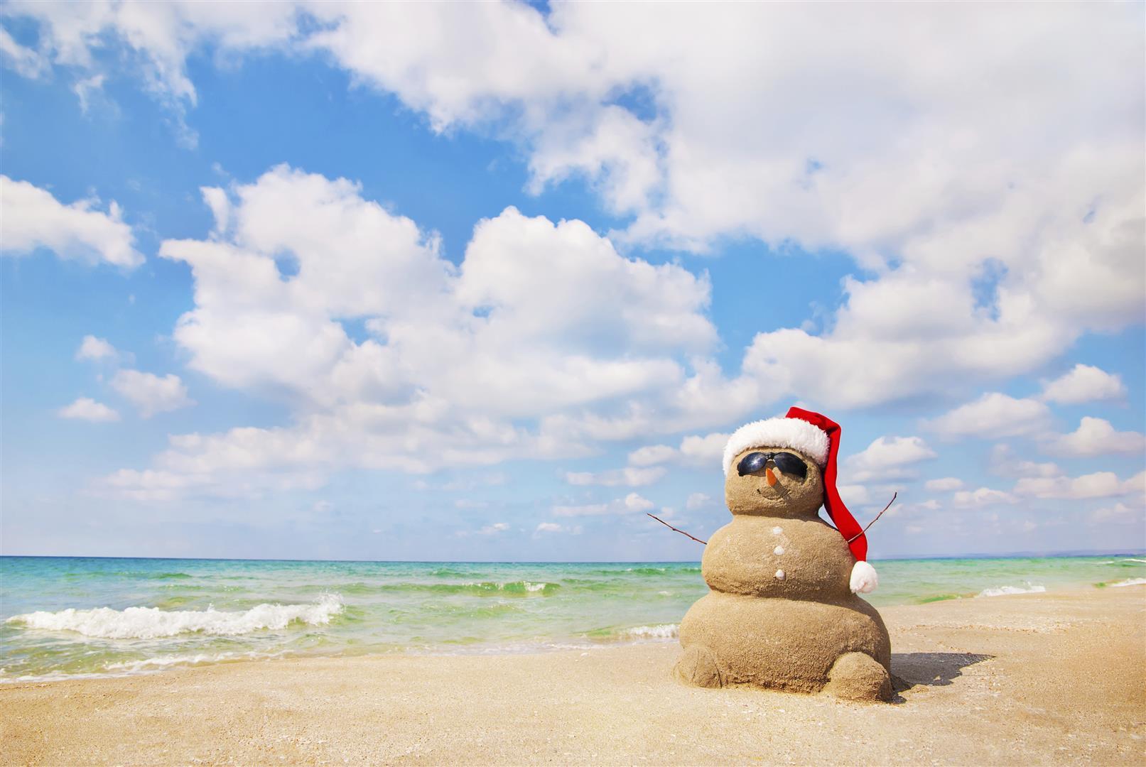 Beach Snowman (Large)