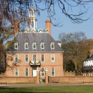 Williamsburg VA Governor's Palace | Where to Retire