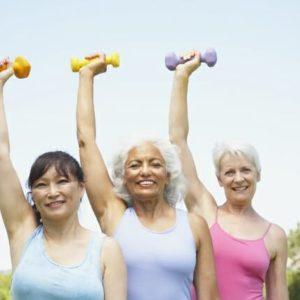 retirement living | health & fitness