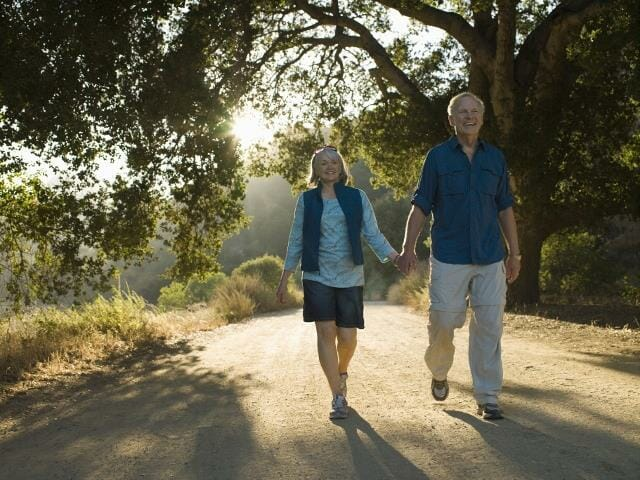 Hiking and Walking Trail Communities
