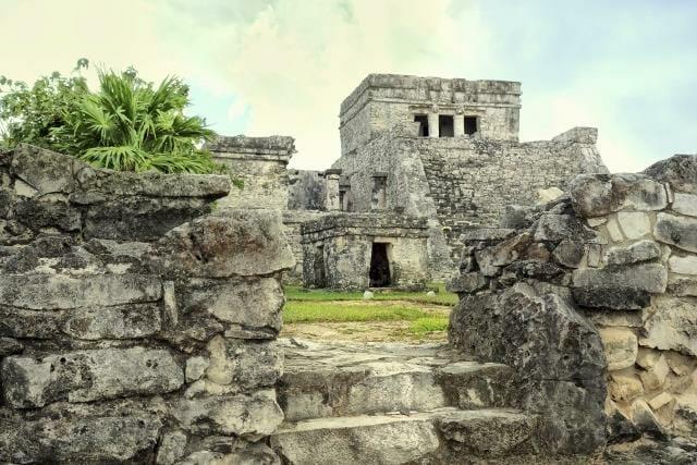 Mayan ruins. Tulum