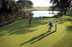 Crescent Moon Golfers