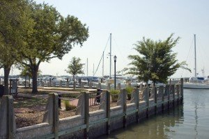 Henry Chambers Waterfront Park_Beaufort SC