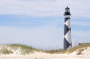 Cape Lookout Lighthouse_Lighthouses Aug2014