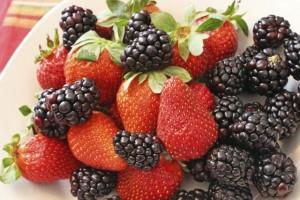 Strawberries_Blackberries