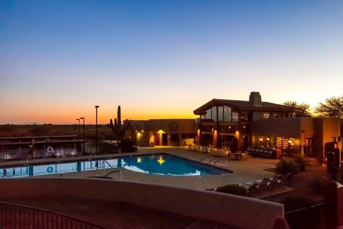 Montesa Gold Canyon | Arizona Gated Communities | Swimming Pool