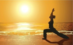 Best Places to Retire - National Relaxation Day - Yoga on Beach