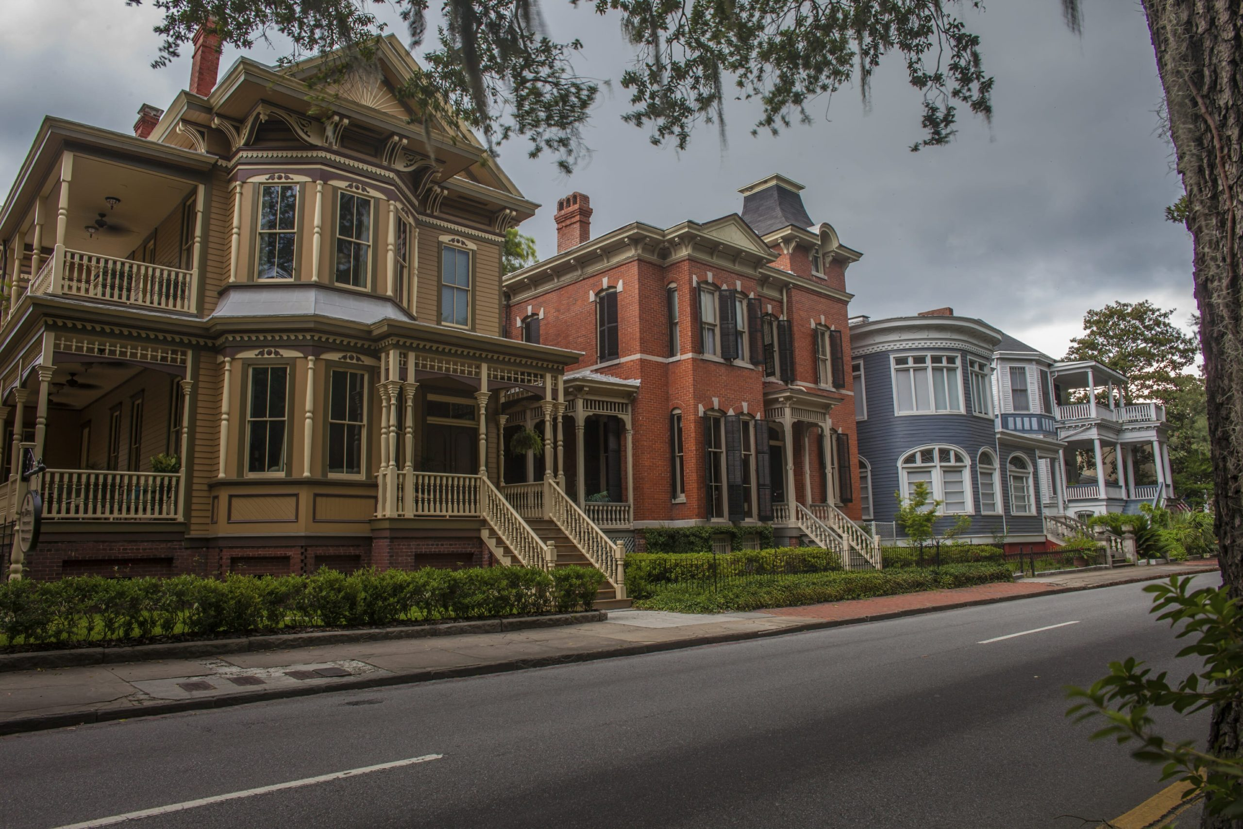 Colorful Southern Homes