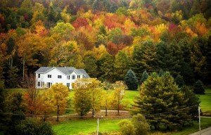 Best Places to see Fall Foliage - Vermont - New England - Fall Color