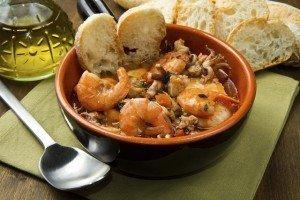 National Seafood Month - Best Places to Get Seafood - Seafood Jambalaya