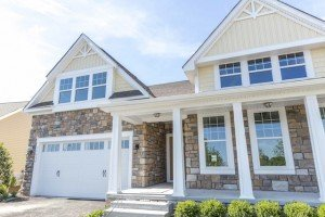 Delaware Retirement Communities - Millville by the Sea - Christopher Companies Model Home - Bethany Beach DE
