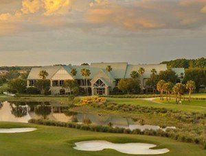 Best Places to Retire in Naples Florida - Twin Eagles - Clubhouse - Golf Communities