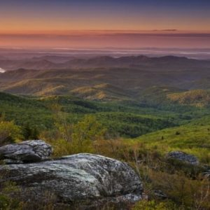 Blue Ridge Mountain Morning - The Reserve at Lake Keowee - Lake Keowee South Carolina - South Carolina Retirement Communities