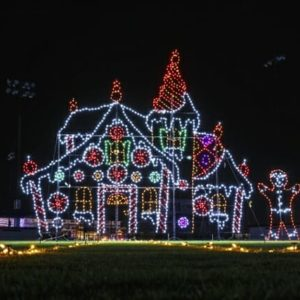 Christmas Festivals - Festival of Lights