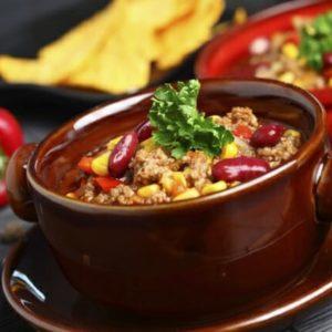 Bowl of Chili - Chili Recipes - Winter Recipes