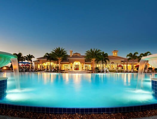 Top Florida Gated Communities | Del Webb Naples Clubhouse