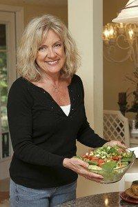 Healthy Living - Salad