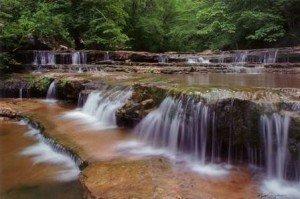 waterfall Franklin County