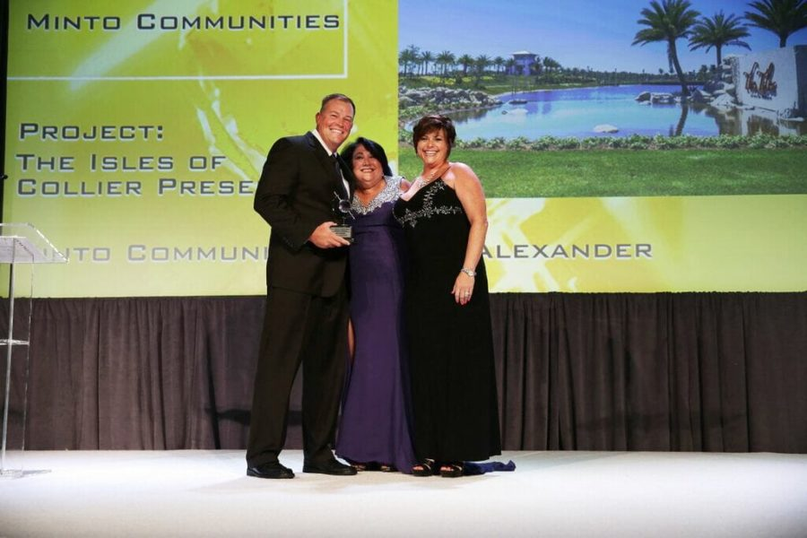Grand Aurora Award Winner