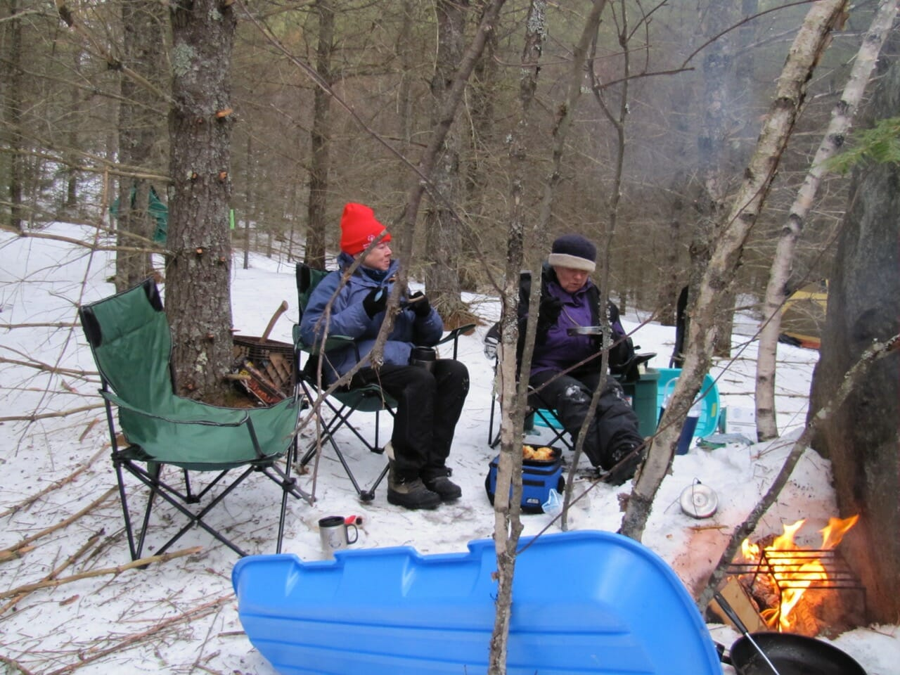 Winter Camping Always Be Prepared