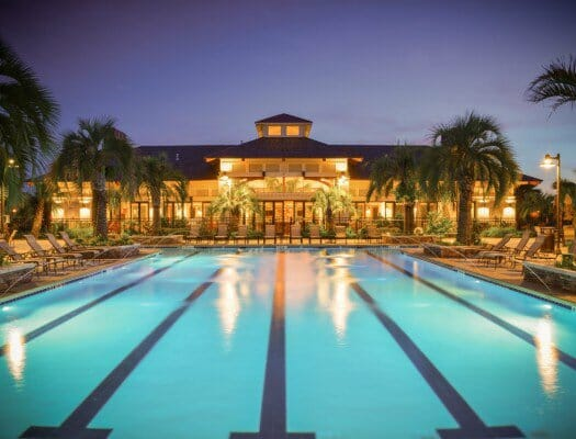 RESORT STYLE COMMUNITY OFFERING ACTIVE ADULT LIVING
