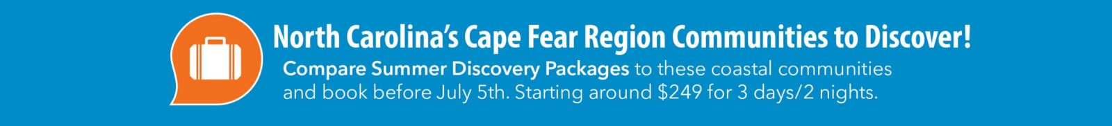 Compare Summer Discovery Packages