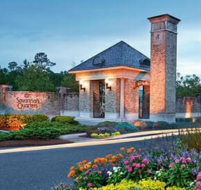 Georgia Retirement Communities | Savannah Quarters | GA Golf Communities