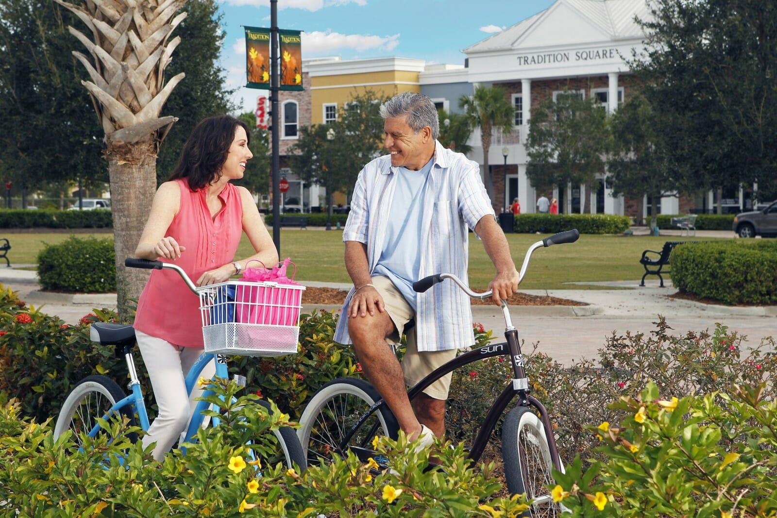 Florida 55+ Communities| LakePark at Tradition | Florida Retirement