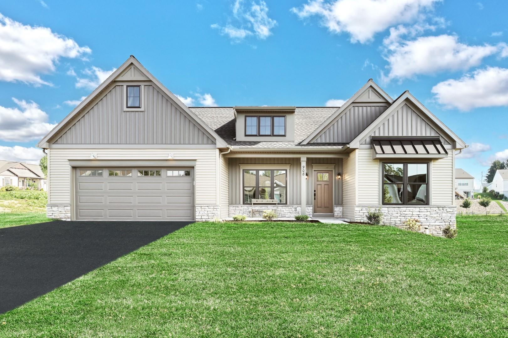 Crossings at Sweetbriar | Pennsylvania Real Estate | Landmark Homes