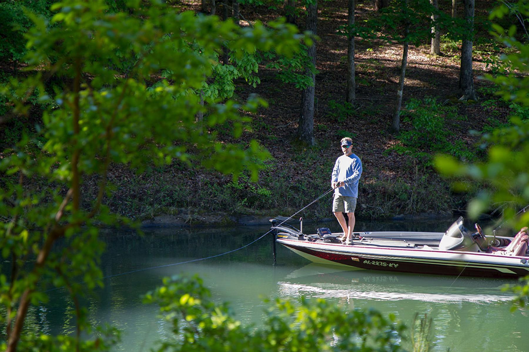 Lakefront Homesites Doublespring AL   Shoreside at Sipsey   Alabama
