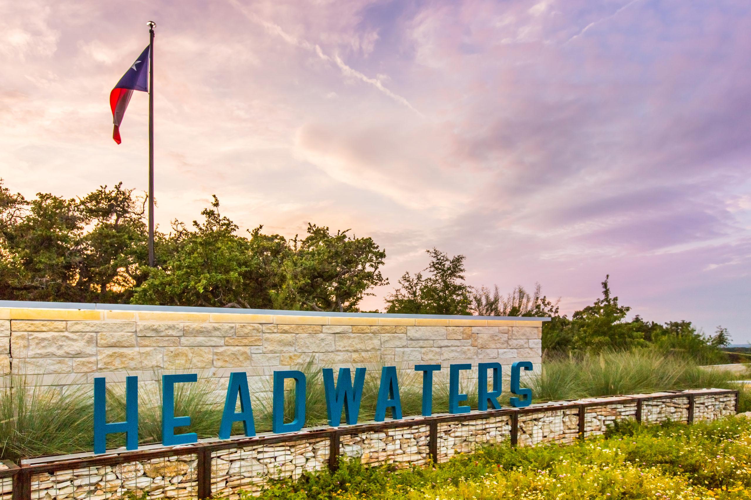 New Homes near Austin TX | Headwaters | Farmhouse Homes Natural