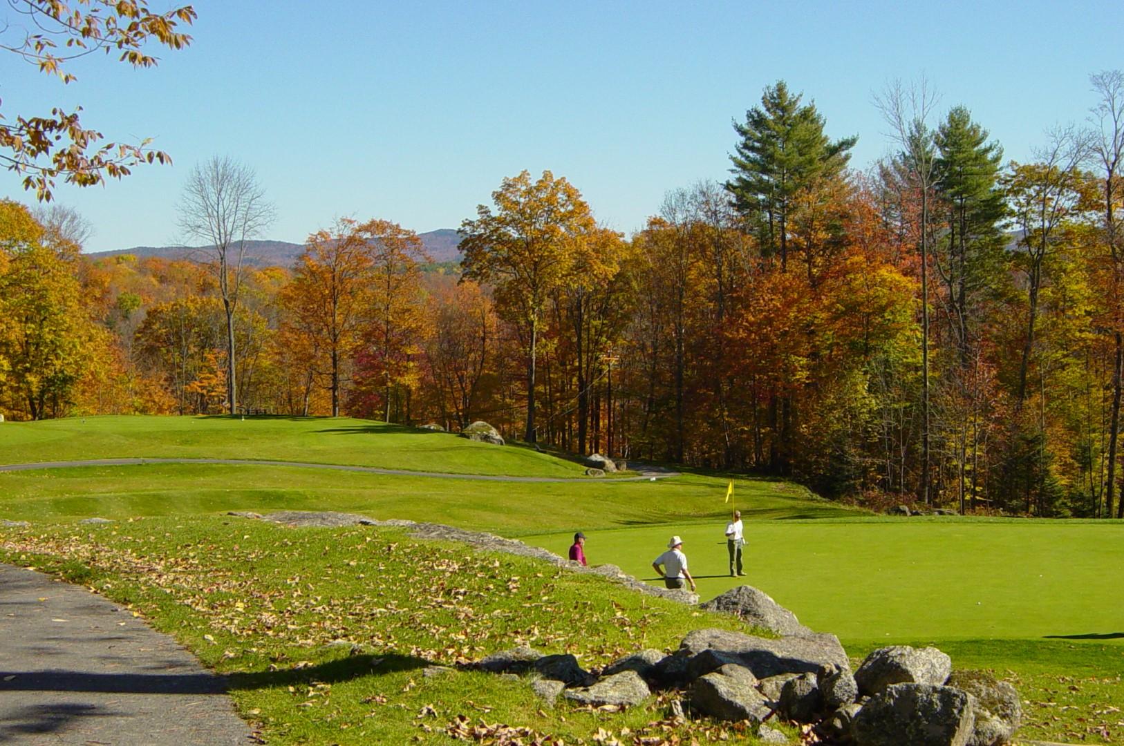 Eastman Community Association golfing