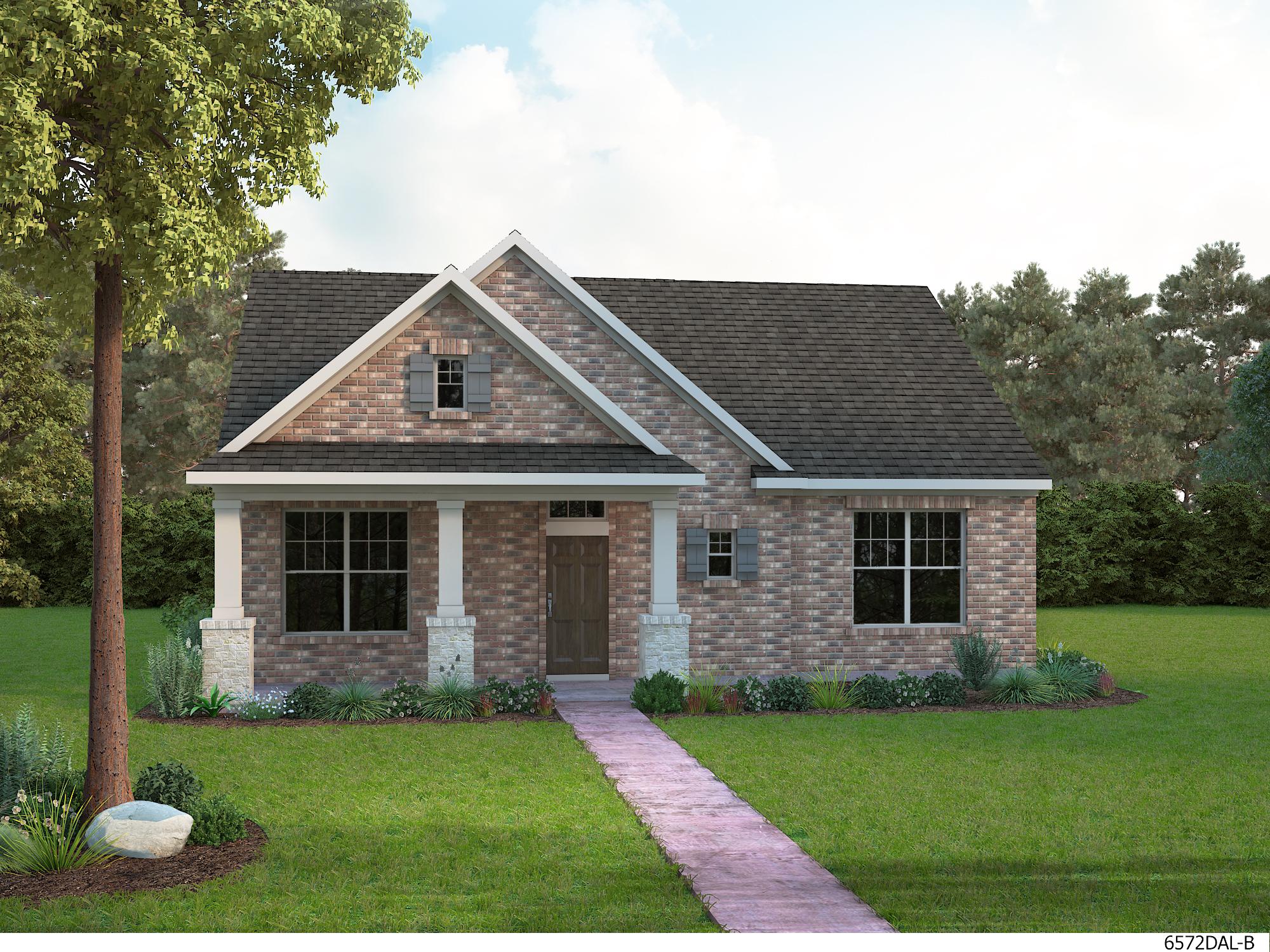 Encore at Viridian | 55+ New Homes near Dallas TX