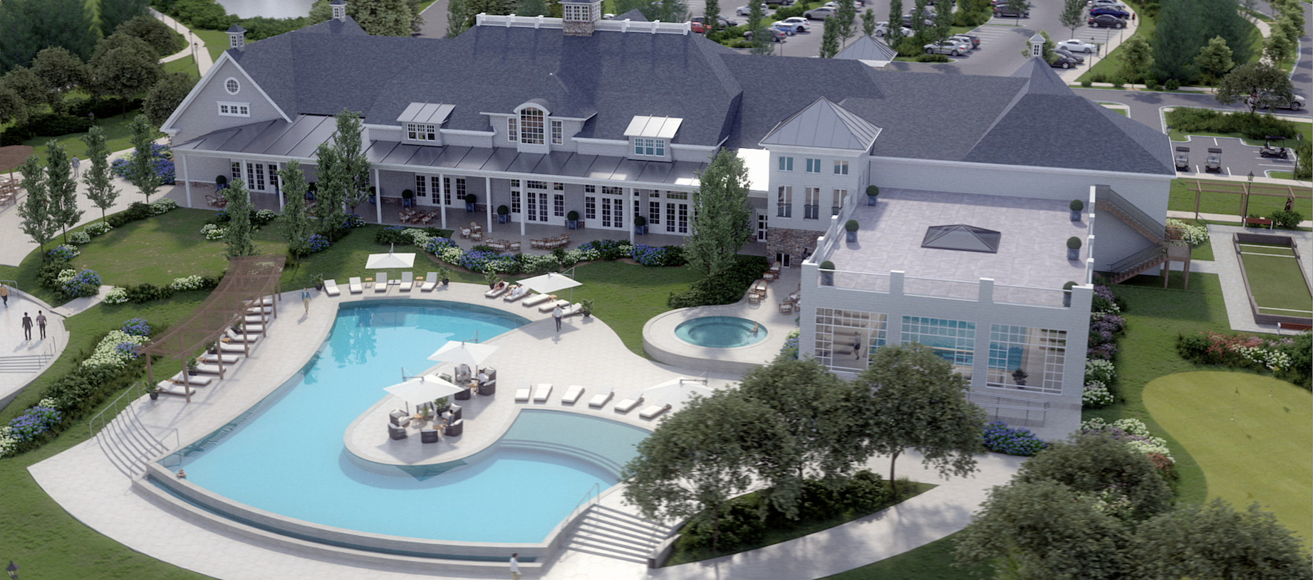 Four Seasons at Kent Island | Active Adult Living in MD