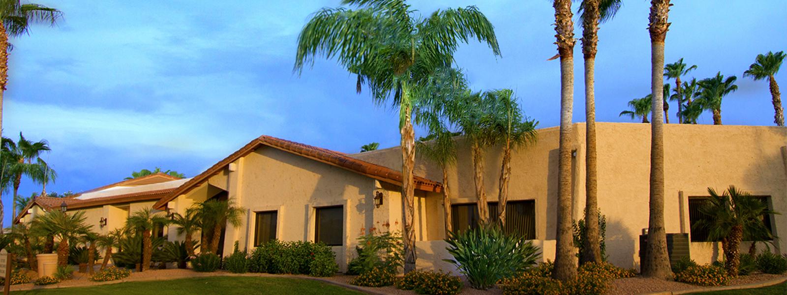 Palmas Del Sol Active 55+ Community in Mesa AZ