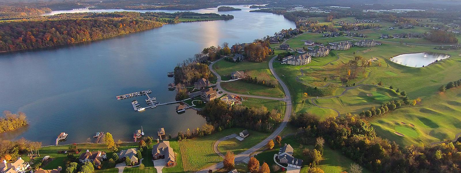 Rarity Bay | Gated Waterfront Community Vonore TN | Tellico Lake