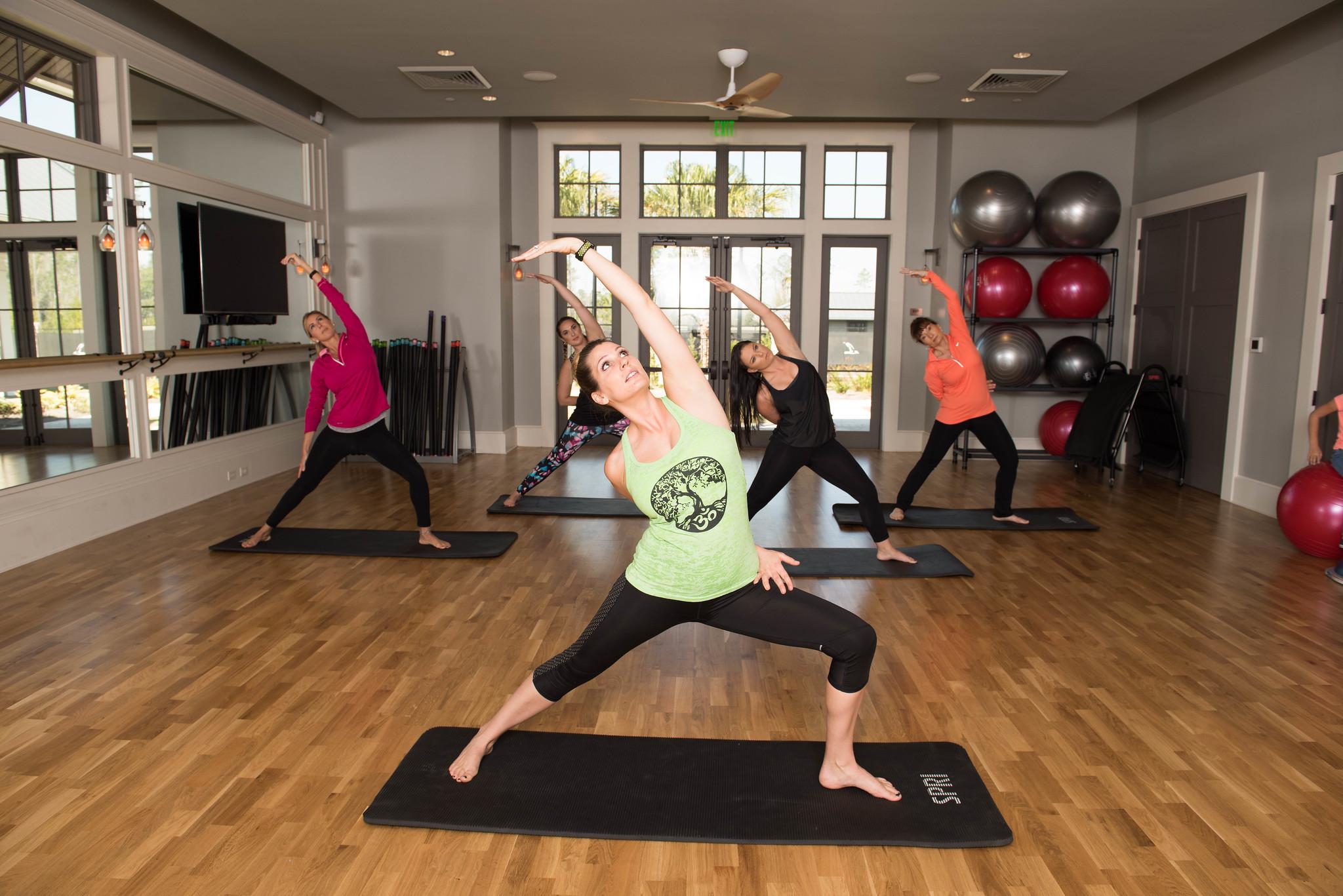 Shearwater yoga1