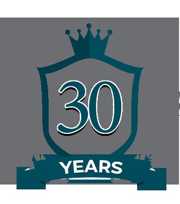 30-years-Crest-Dark