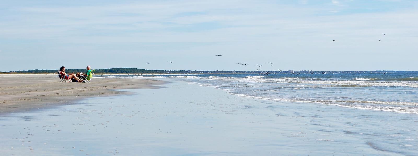 Natural Oceanfront Community near Charelston SC | Seabrook Island