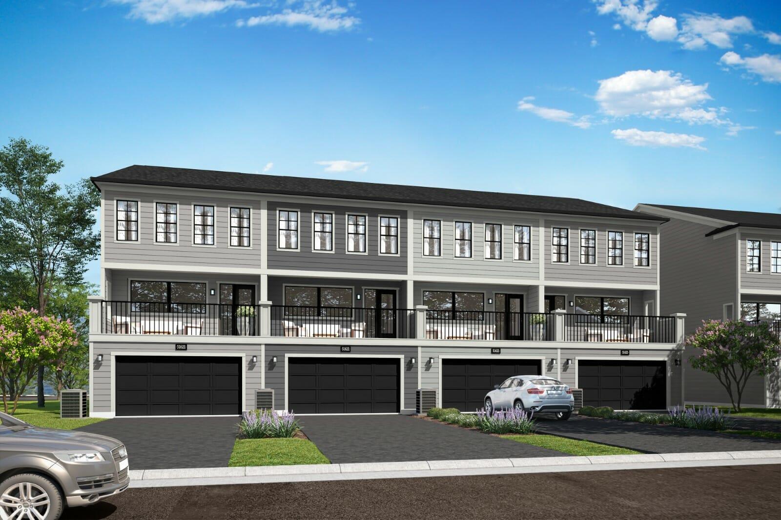 55+ Townhomes Woodbridge VA | Belmont Bay | Riverside Living