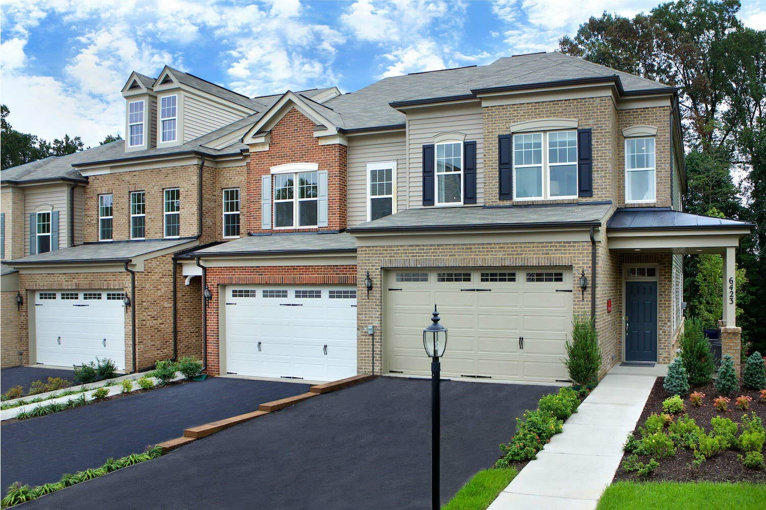 Townhomes near Columbia MD | Eden Brook | 55+ Living