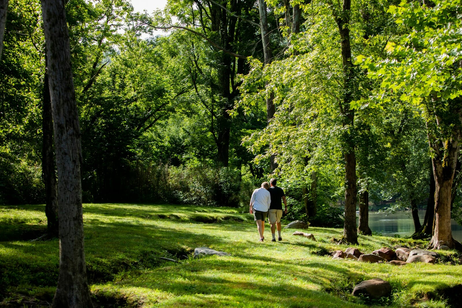 Homes near Asheville NC | French Broad Crossing | Mountain Community