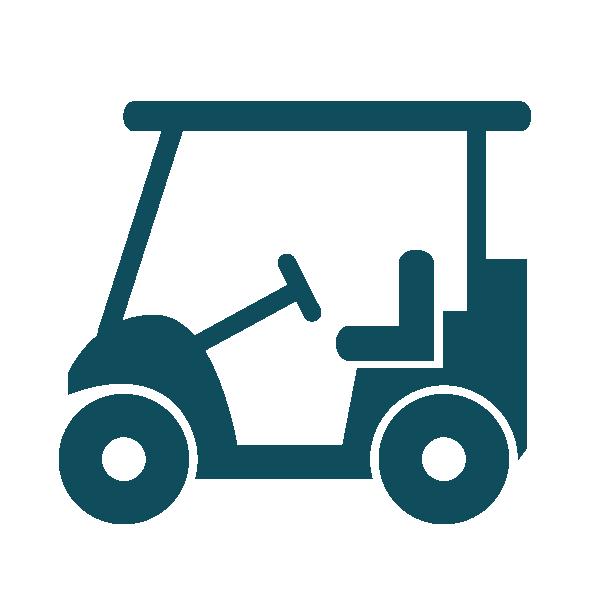 Golf Cart Icon-large