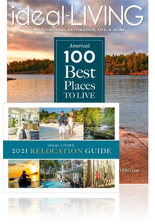 Ideal Living Relocation Guide Package Reflection