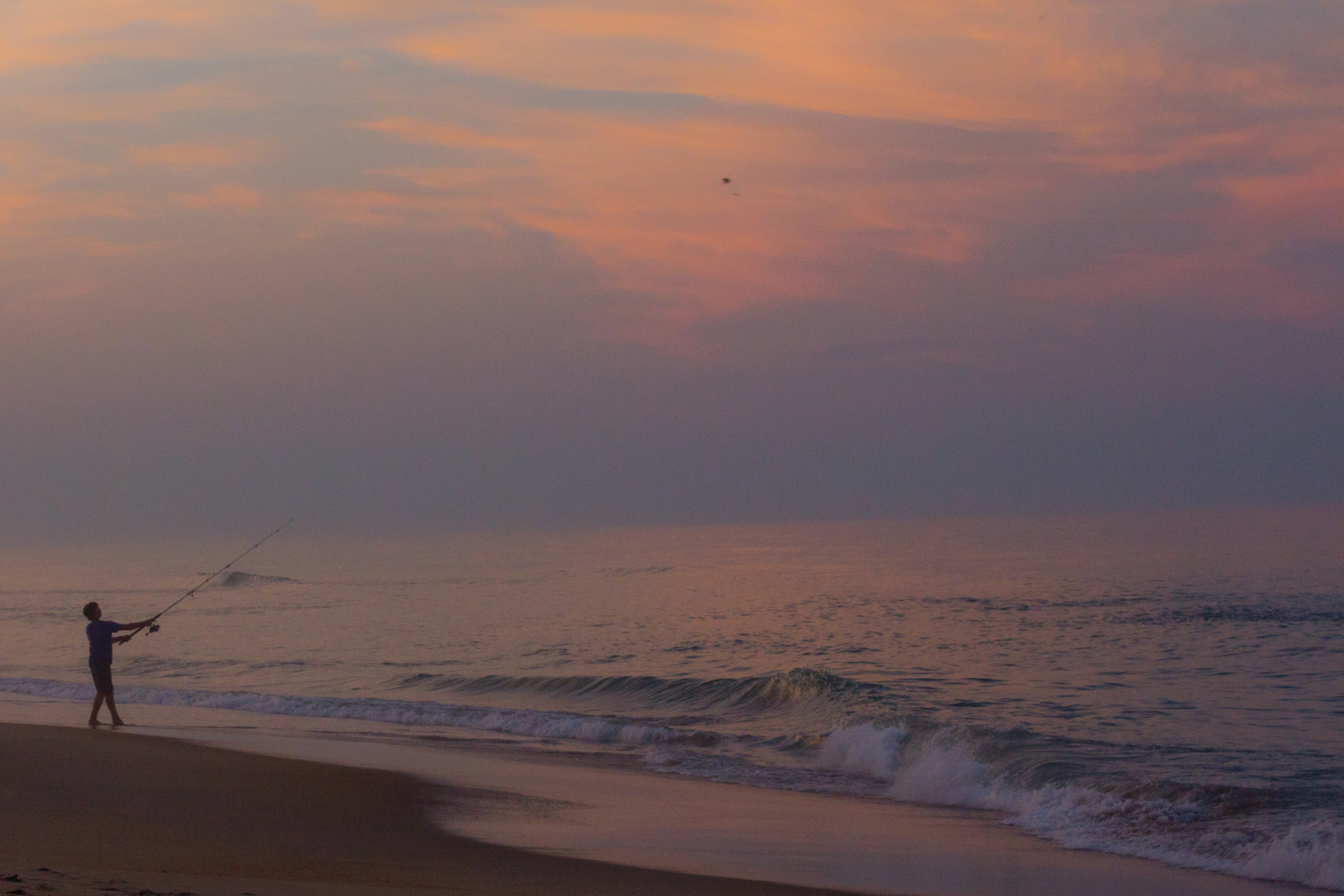Sanctuary Sea Shore Waves
