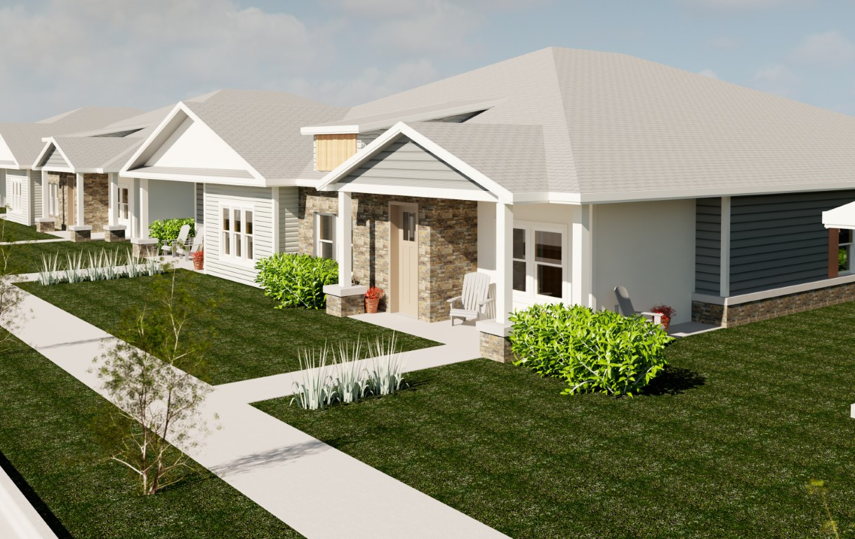 Gated Community Pittsburg Kansas | Maintenance Free Villas at Creekside