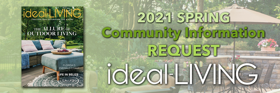 The ideal-LIVING Sring 2021 Issue